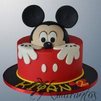 Number Cake - Amarantos Designer Cakes Melbourne