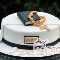 Communion Cake - Amarantos Designer Cakes Melbourne