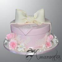 hat box cake AC218