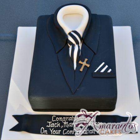 Base Communion Cake - Amarantos Designer Cakes Melbourne