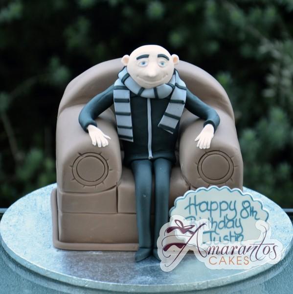 Gru Cake Nc219