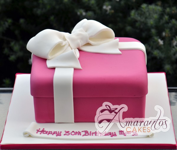 Wedding Gift Boxes Melbourne : category gift bag box tags gift box pink box serves 30 flavour choose